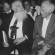 mit Lew Kopelew, 1985