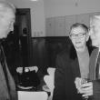 mit Hermann und Hanne Lenz, 1993