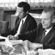 mit Hans Abich in Prag, 1964