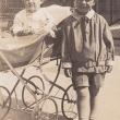 mit Bruder Reiner, 1926