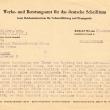 Absage zur Veröffentlichung eines Gedichtbandes, 1943