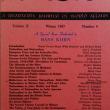 Titelblatt der Zeitschrift 'Orbis', 1957