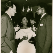 mit Francesca 'Moira'  in Nigeria, 1960