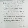 Leserbrief an Harry Pross zu 'Zwänge', 1981