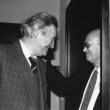 mit Hans Schwab-Felisch, 1983