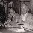 mit Kurt Sontheimer beim Kornhaus-Seminar, 1987