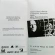 Seminarprogramm Kongress in Sao Paulo, 2000