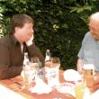 mit Jens Bruenning, 2009