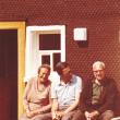 mit den Eltern in Weissen, 1970