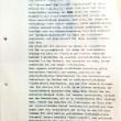 """Leserbrief zum Begriff des """"Anarchismus"""",1974"""