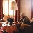 im Hotel Waldhaus, Sils Maria, 2.9.1988